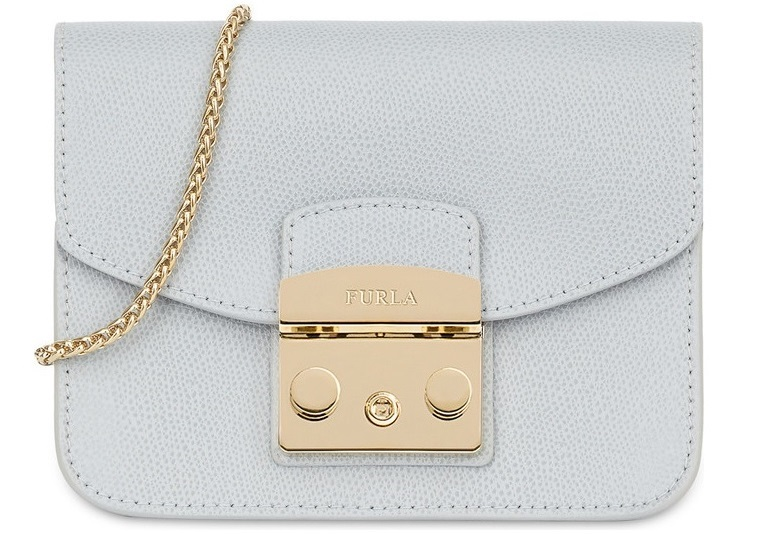 FURLA METROPOLIS Mini Crossbody Color Cristallo D