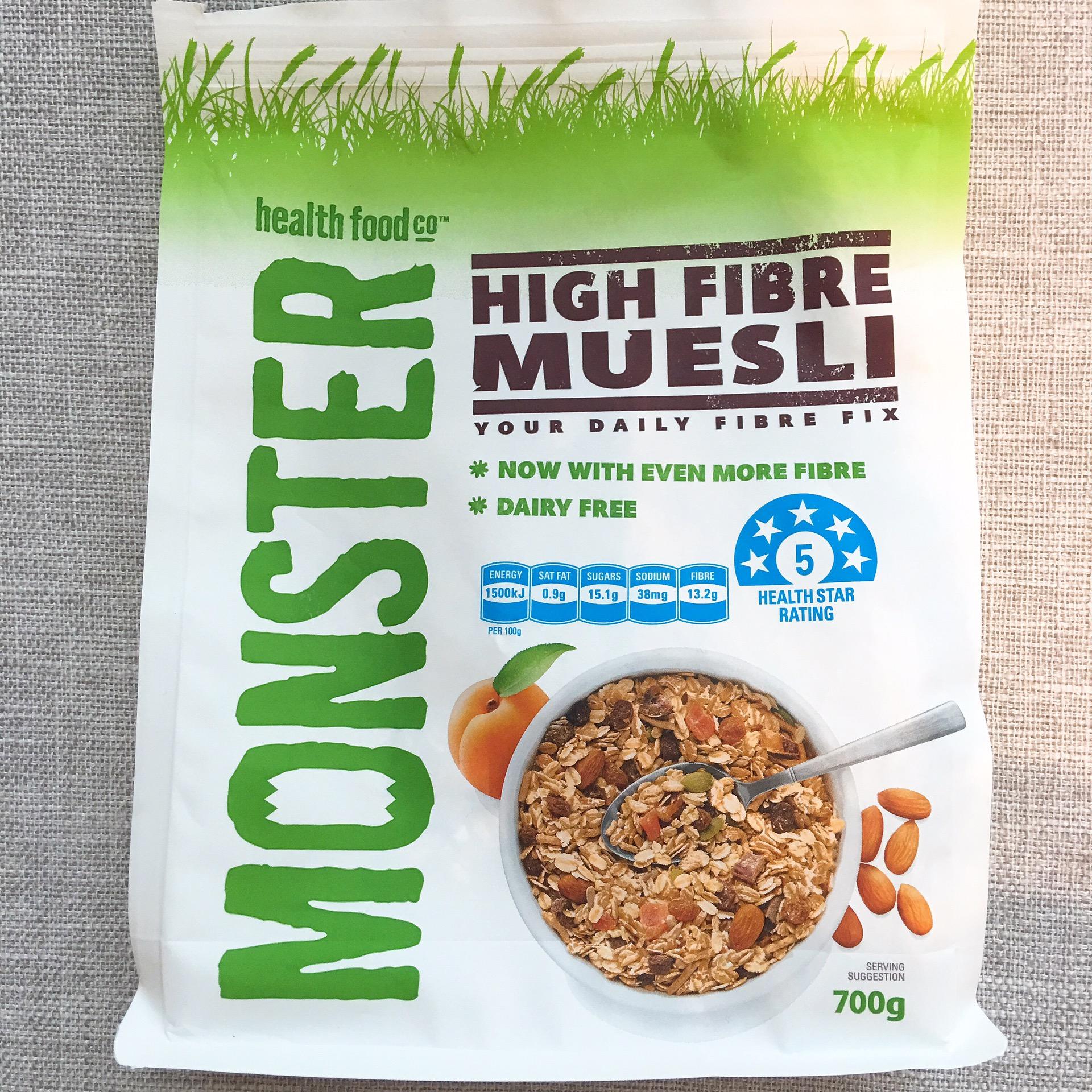 吃Granola還是Muesli?